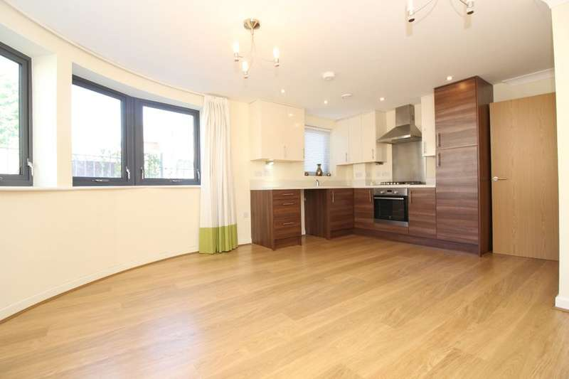 1 Bedroom Flat for sale in Canal Walk, Southampton, SO14