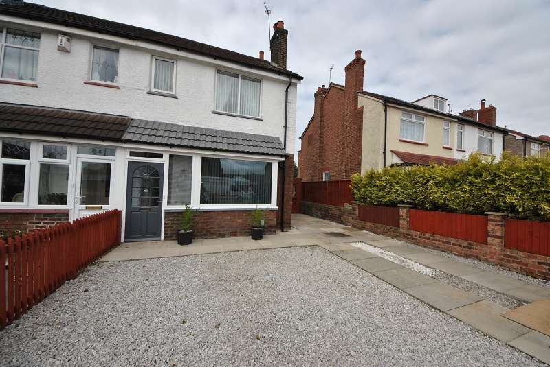 4 Bedrooms End Of Terrace House for sale in Palmerston Road, Southport, PR9 7AG