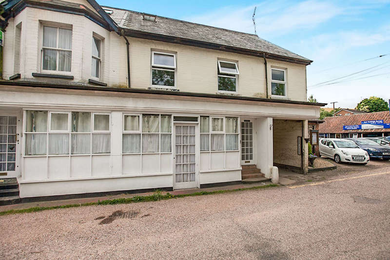 2 Bedrooms Flat for sale in The Old Granary Lower Budleigh, East Budleigh, Budleigh Salterton, EX9
