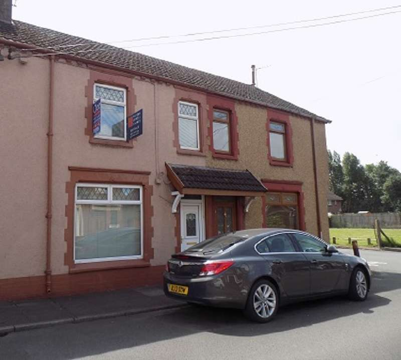 3 Bedrooms Terraced House for sale in Brombil Street, Margam, Port Talbot, Neath Port Talbot. SA13 1ND