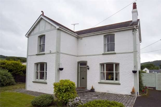 3 Bedrooms Detached House for sale in Capel Bangor, Aberystwyth, Ceredigion