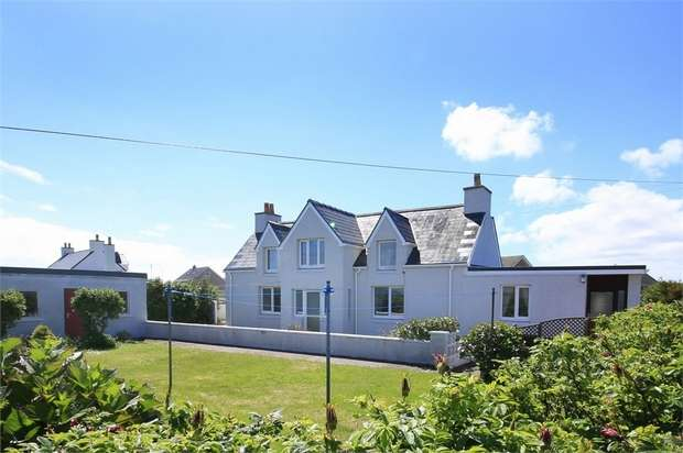 3 Bedrooms Detached House for sale in Flesherin, Isle of Lewis, Western Isles