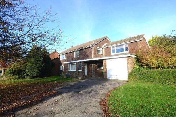 4 Bedrooms Detached House for sale in Lakeside, Bracknell, Berkshire