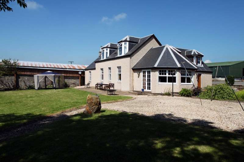 5 Bedrooms Detached Villa House for sale in Saline, Dunfermline, Fife, KY12 9UE