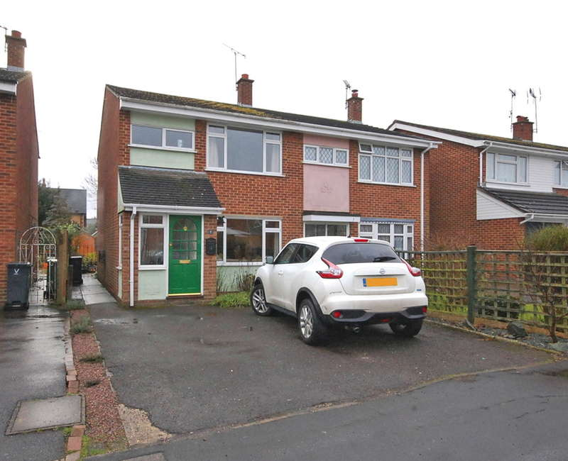 3 Bedrooms Semi Detached House for sale in Kidder Road, Rayne, Braintree, CM77