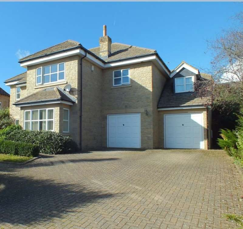 5 Bedrooms Detached House for sale in Latton