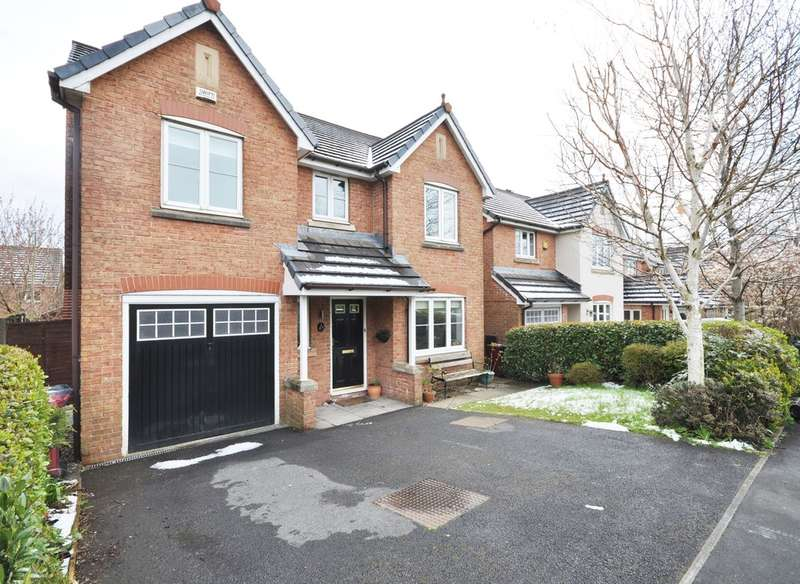 4 Bedrooms Detached House for sale in Water Meadows, Oakdale