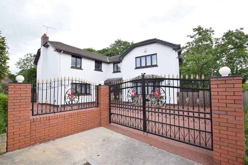 5 Bedrooms Detached House for sale in 14 Parkfields, Pen-Y-Fai, Bridgend Bridgend County Borough, CF31 4NQ.