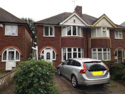 3 Bedrooms House for sale in Beaufort Avenue, Birmingham, West Midlands