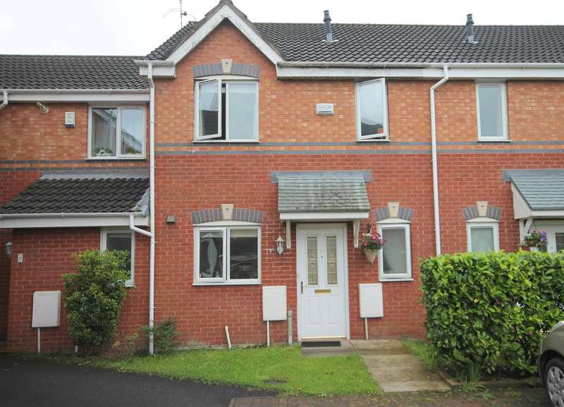 3 Bedrooms Town House for sale in Pear Tree Drive, Farnworth, Bolton, BL4 9RR