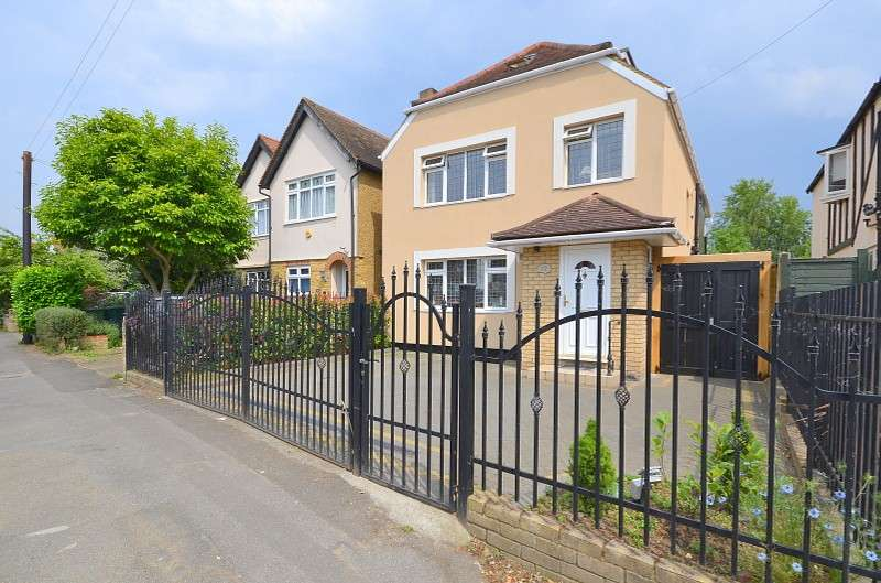 4 Bedrooms Detached House for sale in Shepperton