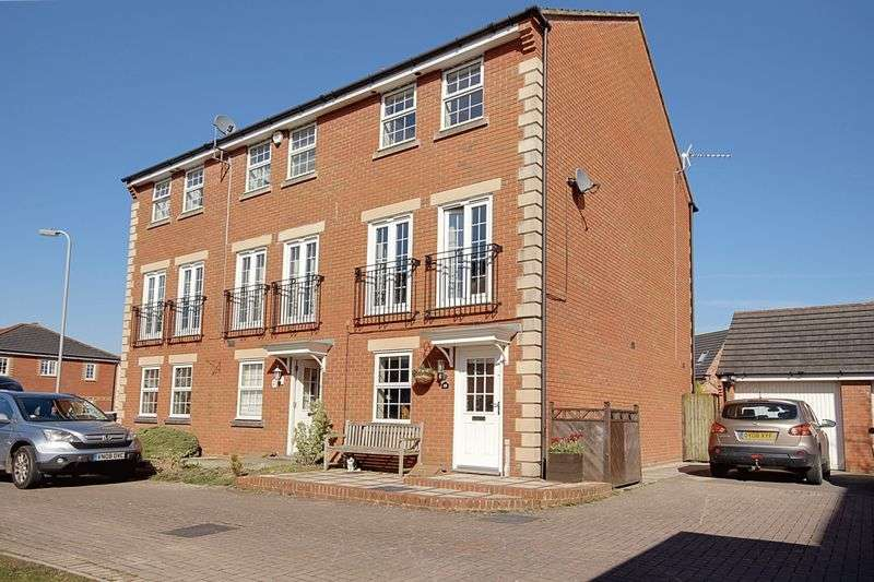 3 Bedrooms Property for sale in Grosmont Way, Newport