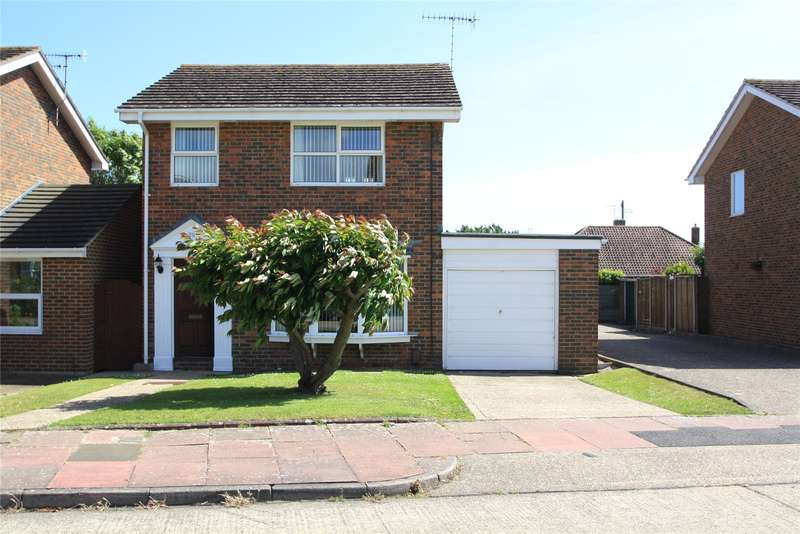 4 Bedrooms Detached House for sale in Greystone Avenue, Worthing, West Sussex, BN13