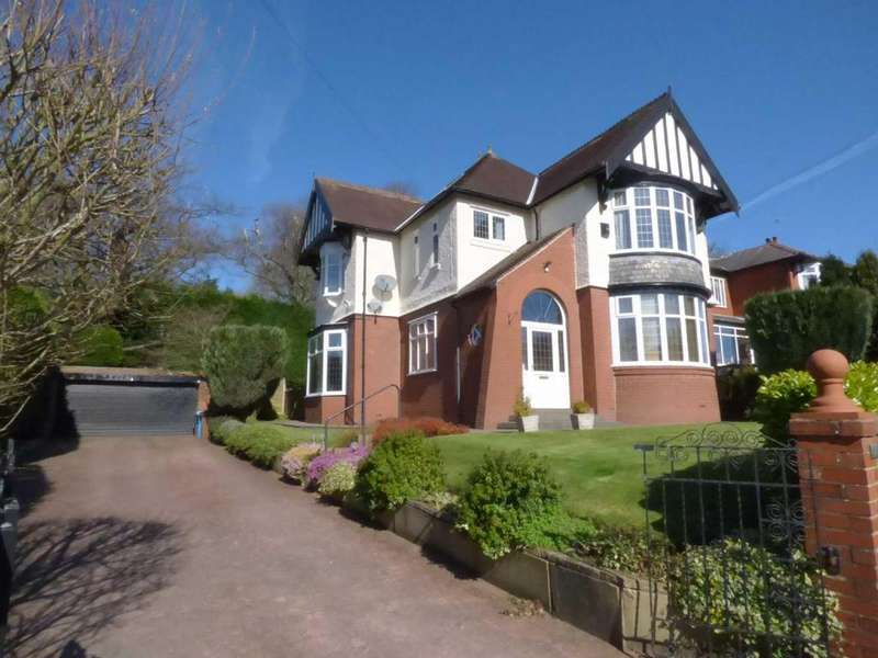 4 Bedrooms Detached House for sale in Thorncliffe Avenue, Royton, Oldham, OL2