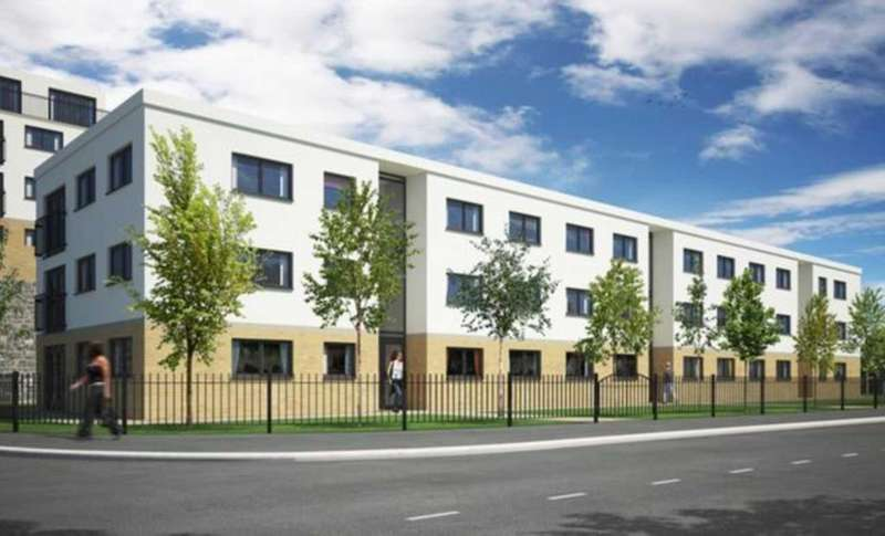 2 Bedrooms Apartment Flat for sale in Holt Road, Wirral
