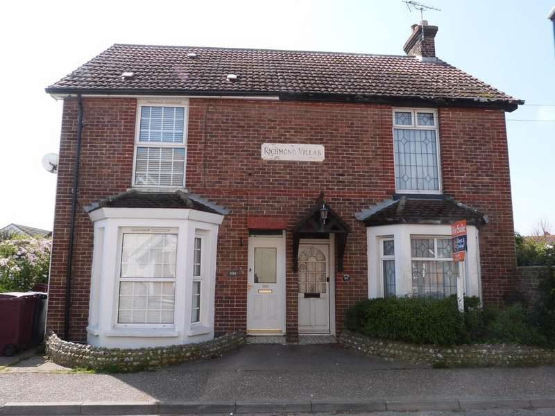2 Bedrooms Semi Detached House for sale in East Street, Selsey