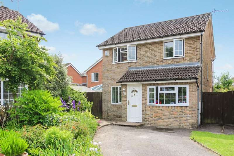 3 Bedrooms Detached House for sale in THE MEADOW, DENMEAD