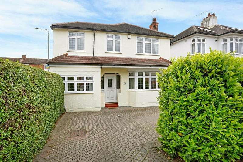 5 Bedrooms Detached House for sale in Athelstan Road, Harold Wood, Romford, RM3