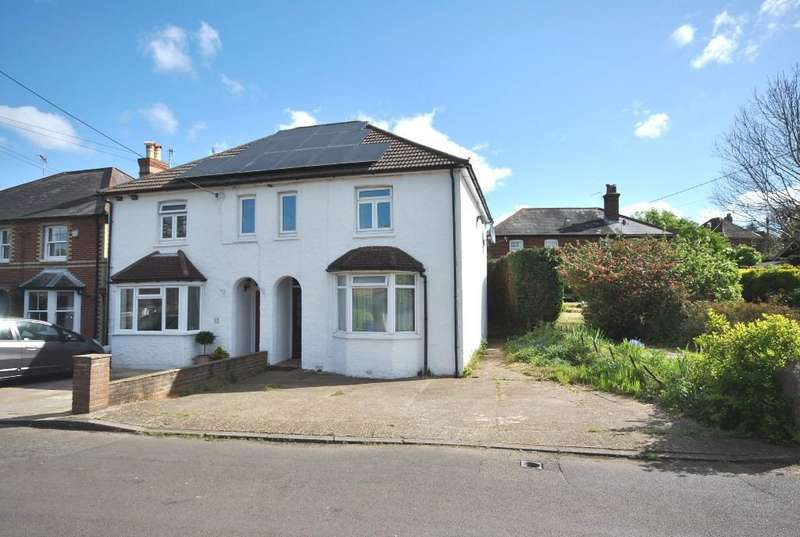 3 Bedrooms Semi Detached House for sale in Lower Manor Road, Milford, Godalming, GU8