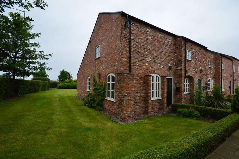 2 Bedrooms End Of Terrace House for sale in Griffin Farm, Griffin Farm Drive, Heald Green