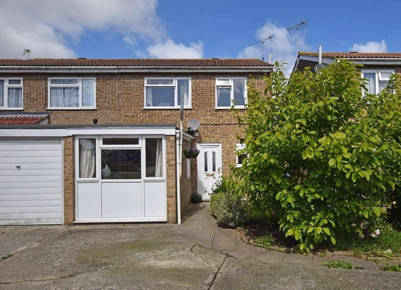 4 Bedrooms Semi Detached House for sale in Addison Way, Bognor Regis, PO22