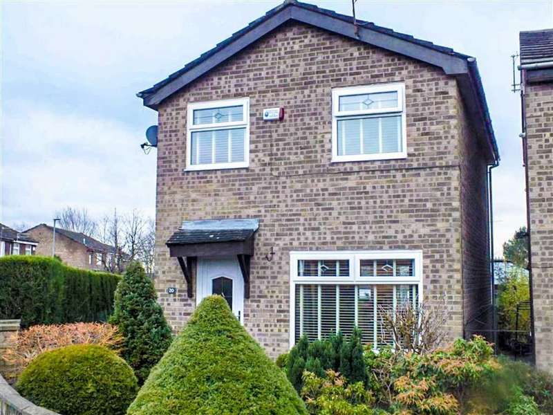 3 Bedrooms Detached House for sale in Marsden Close, Ashton-under-lyne, Lancashire, OL7