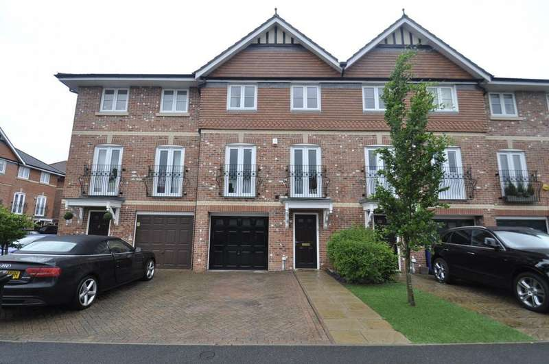 4 Bedrooms Mews House for sale in Lawnhurst Close, Cheadle Hulme,