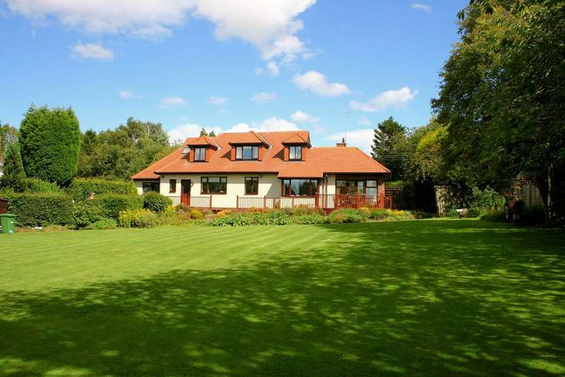 4 Bedrooms Detached House for sale in Western Way, Darras Hall, Ponteland, Newcastle upon Tyne, NE20