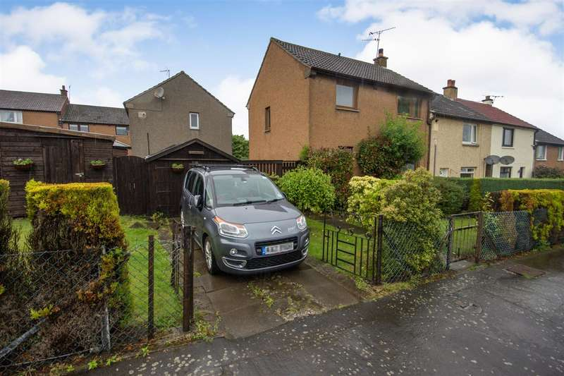 3 Bedrooms End Of Terrace House for sale in Linlithgow Road, Bo'ness