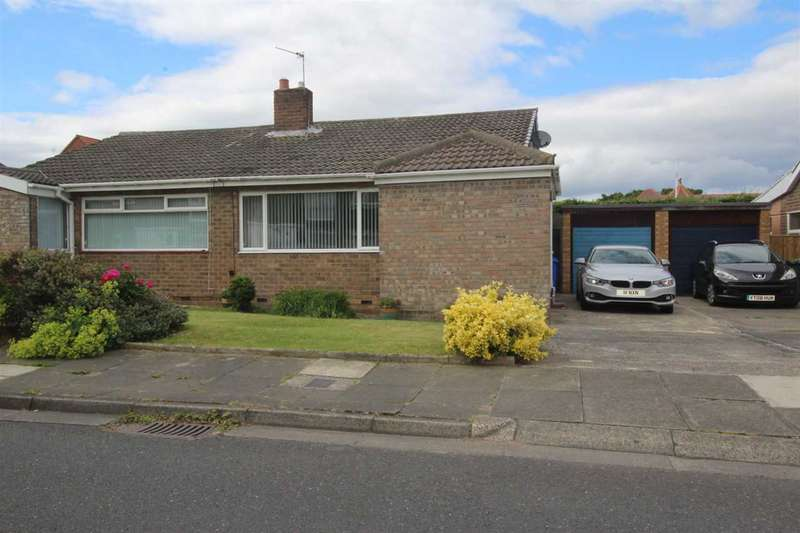 2 Bedrooms Bungalow for sale in Alexandra Way, Hall Close Chase, Cramlington