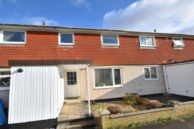 3 Bedrooms Terraced House for sale in Abbotsbury, Bracknell, Berkshire
