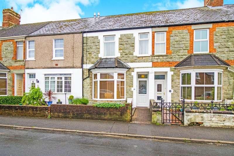 3 Bedrooms Terraced House for sale in Grove Road, Bridgend