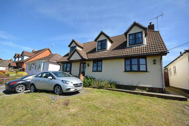 4 Bedrooms Detached House for sale in Broad Road, Braintree, Essex, CM7