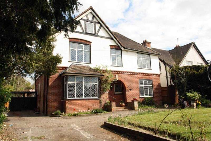 4 Bedrooms Detached House for sale in Church Road, Earley