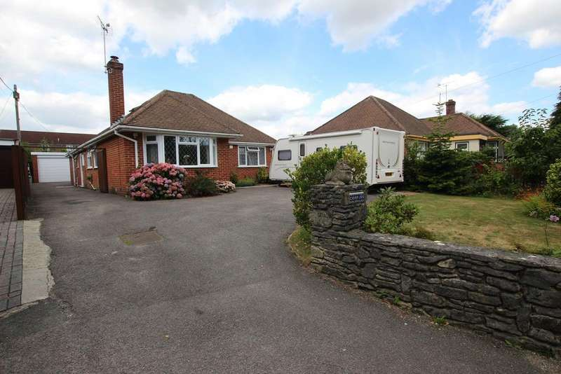 4 Bedrooms Detached Bungalow for sale in MARCHWOOD