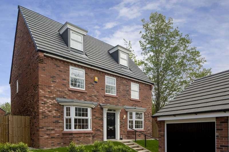 5 Bedrooms Detached House for sale in Bollin Park, Adlington Road, Wilmslow