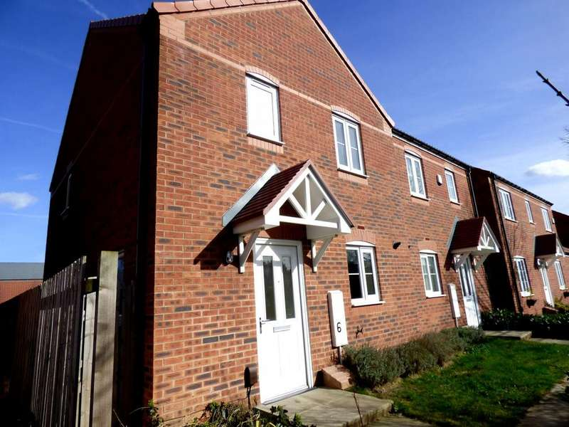 3 Bedrooms Semi Detached House for sale in Gilkes Walk, Middlesbrough, TS4