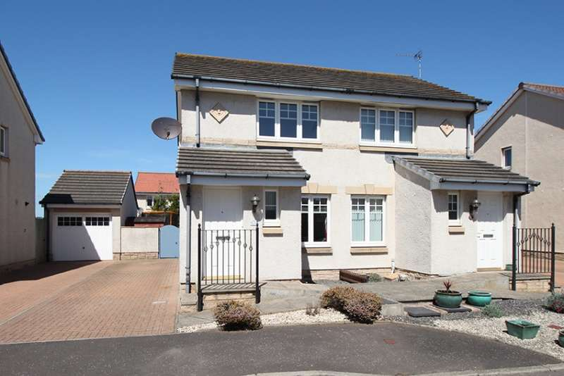 2 Bedrooms Semi Detached House for sale in March Road, Anstruther, Fife, KY10 3YR