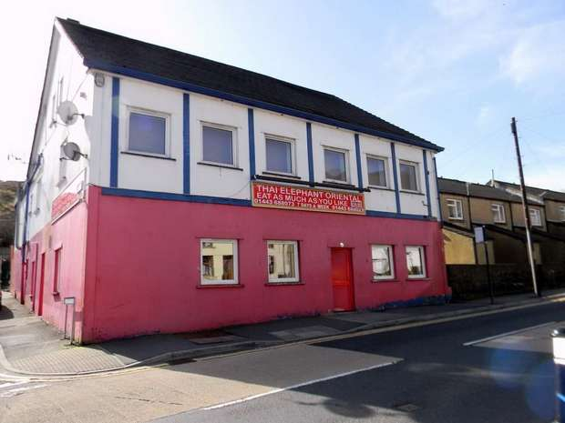 5 Bedrooms Commercial Property for sale in 5 Trebanog Road, PORTH, Mid Glamorgan