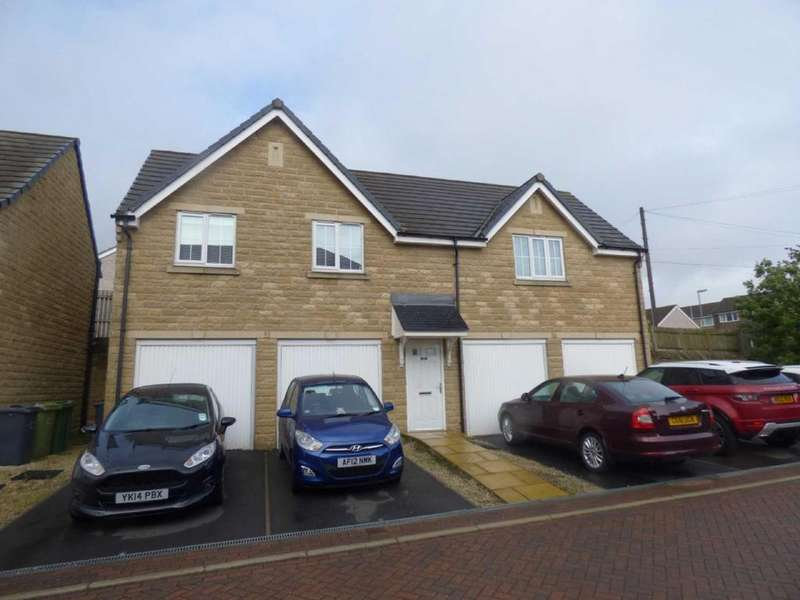 2 Bedrooms Apartment Flat for sale in Moorlands Edge, Mount, Huddersfield, West Yorkshire, HD3