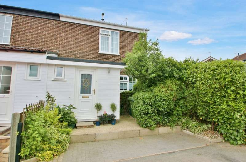 3 Bedrooms End Of Terrace House for sale in Chestnut Avenue, Norwich
