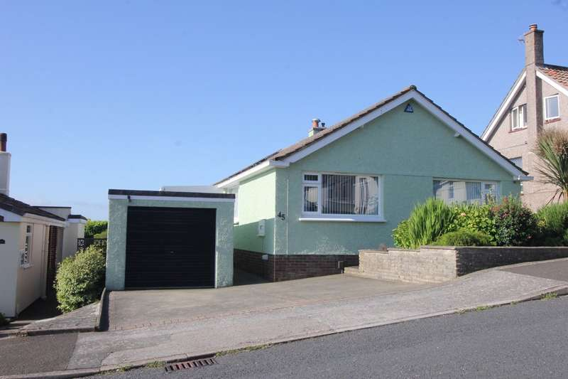 4 Bedrooms Detached House for sale in Dolphin Court Road, Paignton