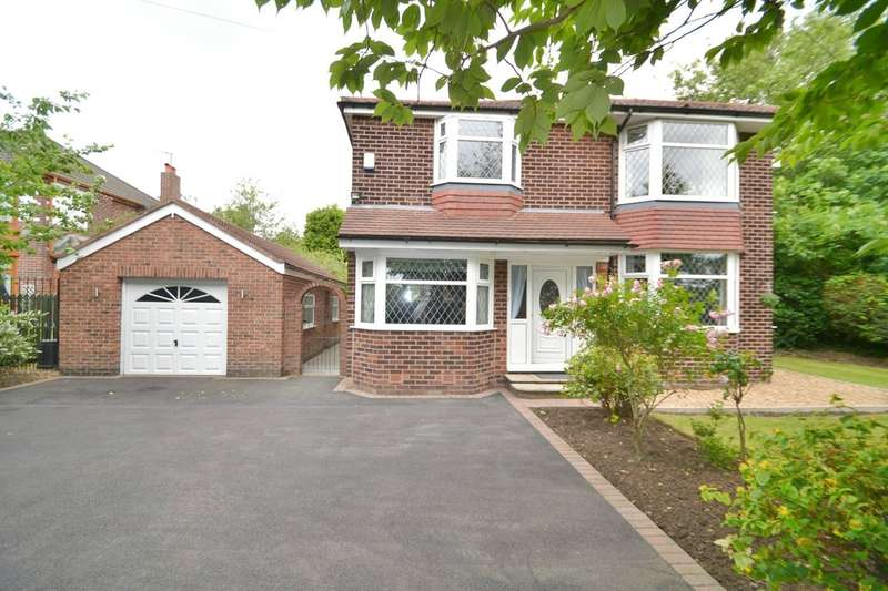 4 Bedrooms Detached House for sale in Kingsway, Cheadle