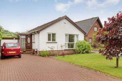 3 Bedrooms Bungalow for sale in Garvel Road, Milngavie