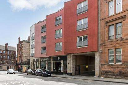 2 Bedrooms Flat for sale in Church Street, Partick