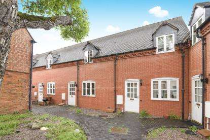 1 Bedroom Terraced House for sale in Brewery Court, Bewdley Street, Evesham, Worcestershire