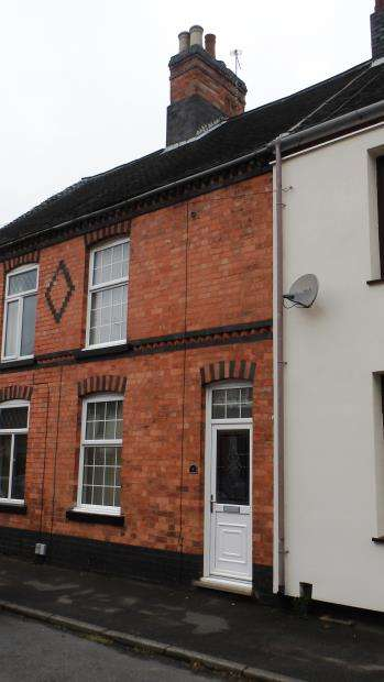 3 Bedrooms Terraced House for sale in Arden Street, Atherstone, Warwickshire