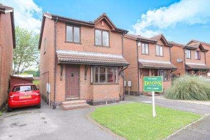 3 Bedrooms Detached House for sale in Carshalton Grove, Wolverhampton, West Midlands, Wolverhampton
