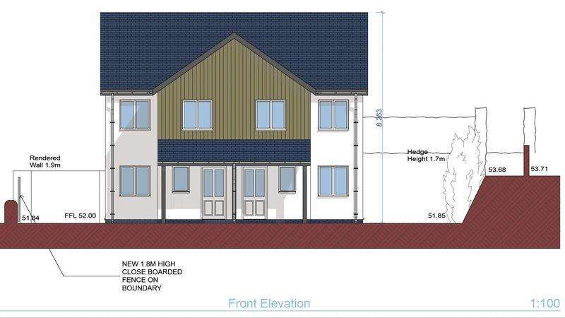 3 Bedrooms Land Commercial for sale in Penysarn, Anglesey