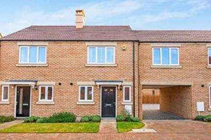 2 Bedrooms Terraced House for sale in Holbrook Grove, Biggleswade, Bedfordshire, .
